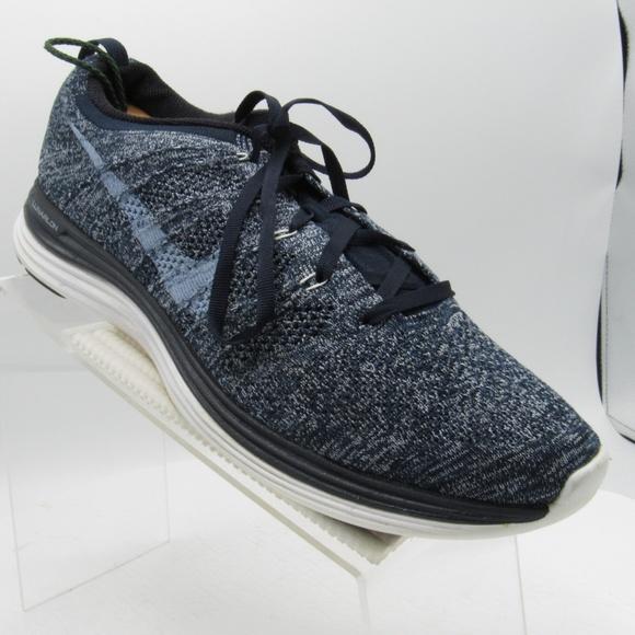 wholesale dealer 41e01 601b4 Nike Flyknit Lunar 1 554887-444 Size 11.5 Shoes